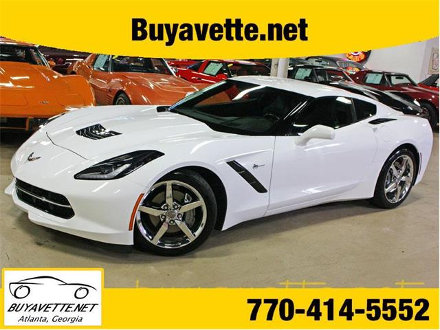 2014 Chevrolet Corvette (CC-1247345) for sale in Atlanta, Georgia