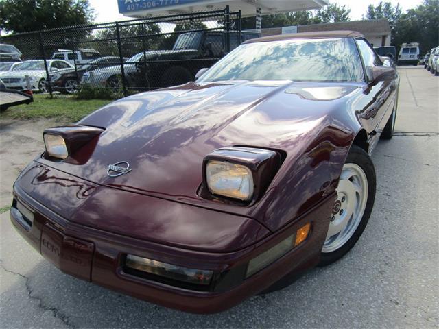 1993 Chevrolet Corvette (CC-1247356) for sale in Orlando, Florida