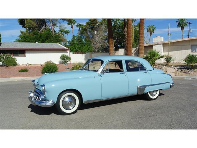 1949 Oldsmobile Futuramic 98