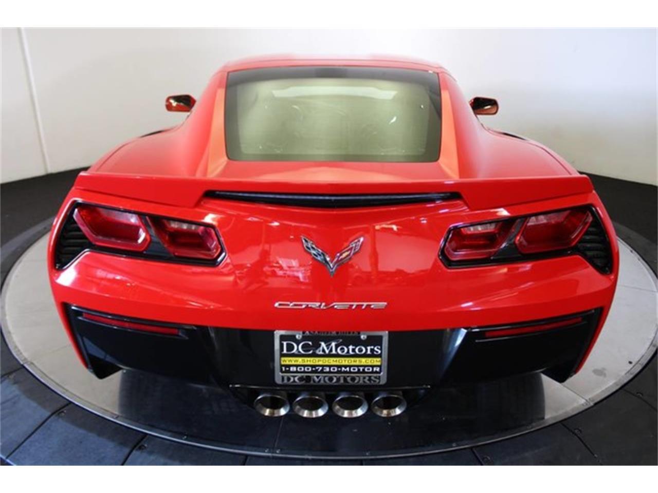 2018 Chevrolet Corvette (CC-1247373) for sale in Anaheim, California
