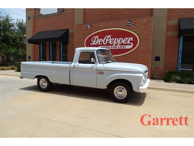 1965 Ford F100 (CC-1240738) for sale in Lewisville, TEXAS (TX)