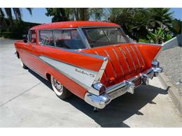 1957 Chevrolet Bel Air Nomad (CC-1247381) for sale in Brea, California