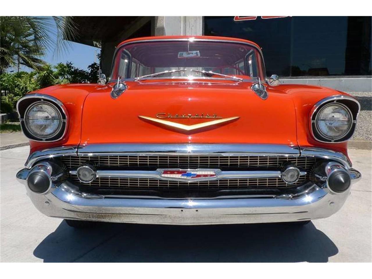 1957 Chevrolet Bel Air Nomad (CC-1247381) for sale in Brea, California