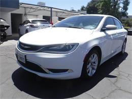 2015 Chrysler 200 (CC-1247390) for sale in Thousand Oaks, California