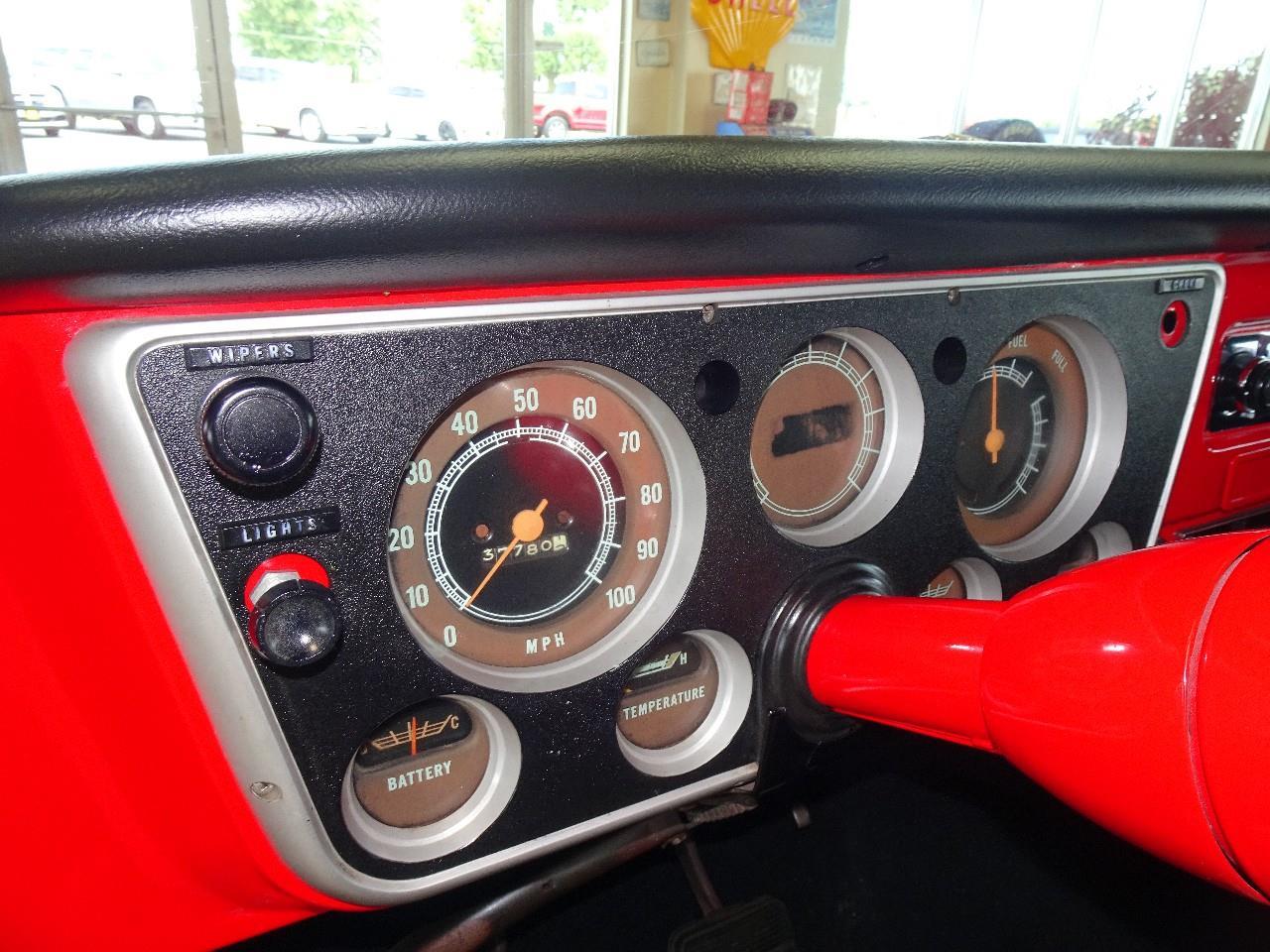 1967 Chevrolet C10 (CC-1247423) for sale in De Witt, Iowa