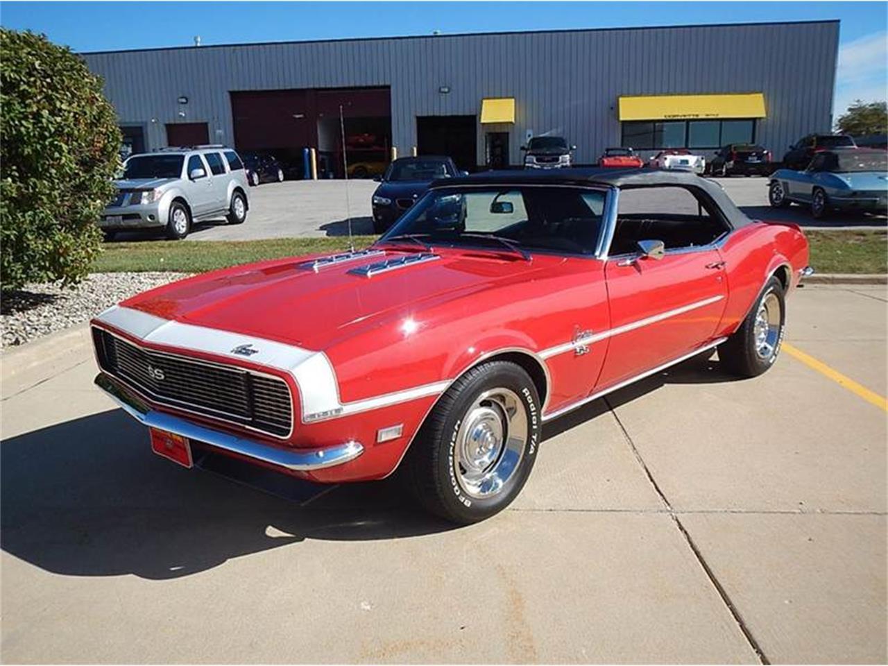 1968 Chevrolet Camaro (CC-1247424) for sale in Burr Ridge, Illinois