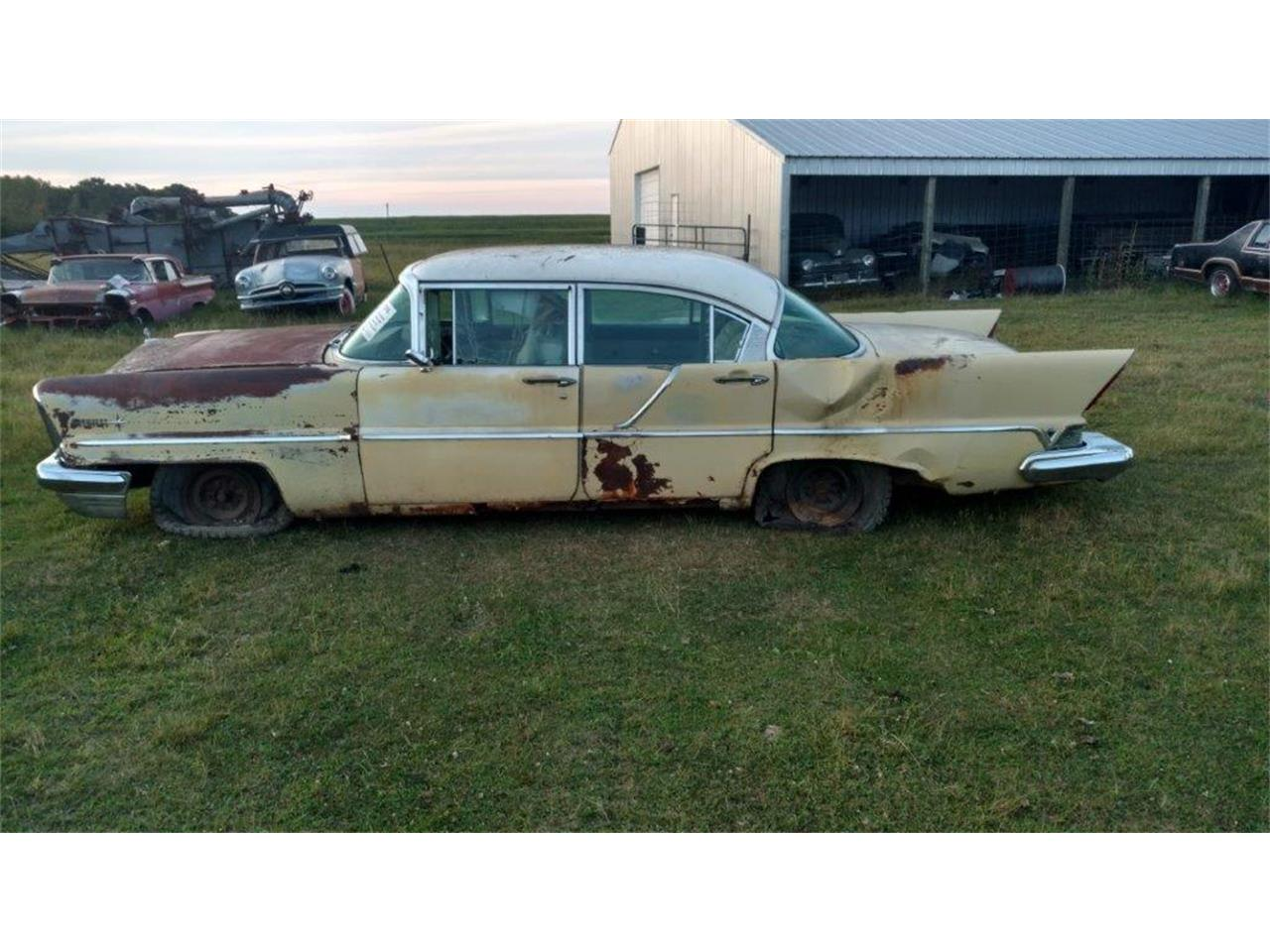1957 Lincoln Premiere (CC-1247438) for sale in Parkers Prairie, Minnesota