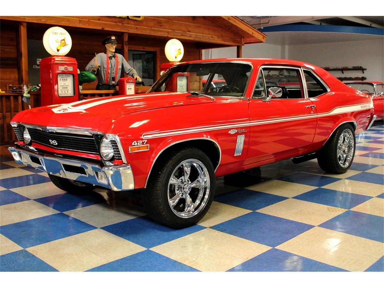 1970 Chevrolet Nova (CC-1247439) for sale in New Braunfels , Texas