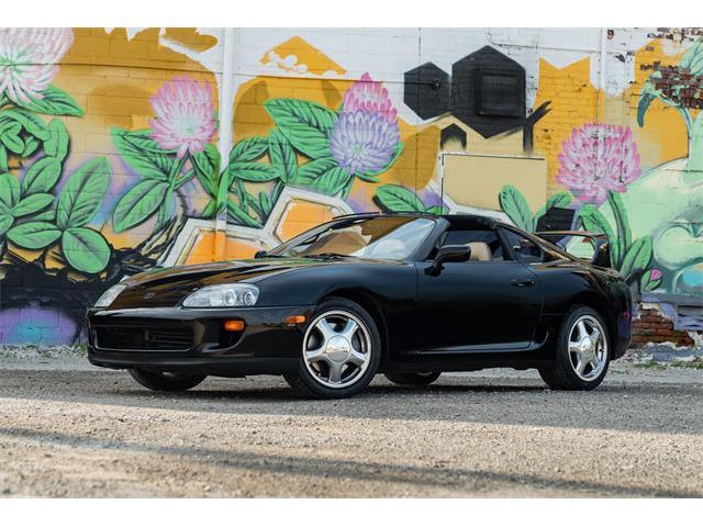 1994 Toyota Supra (CC-1247446) for sale in Pontiac, Michigan
