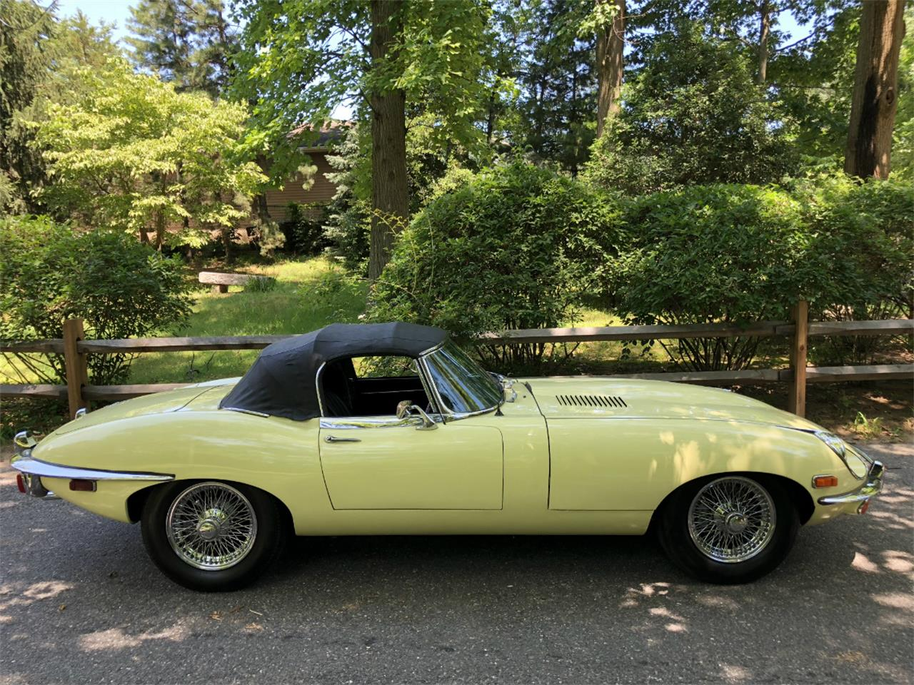 1969 Jaguar XKE Series II (CC-1247458) for sale in WOODBURY, New Jersey