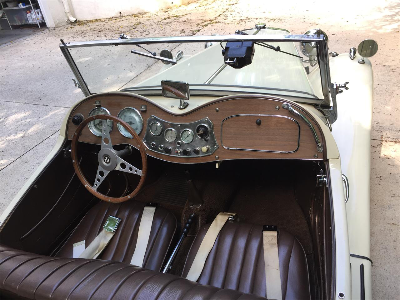 1953 MG TD (CC-1247459) for sale in WINSTON SALEM, North Carolina