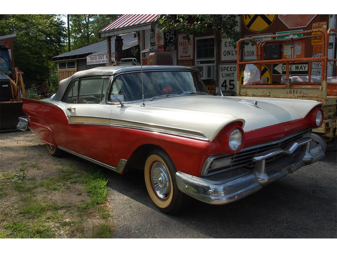 1957 Ford Galaxie 500 (CC-1247476) for sale in Arundel, Maine