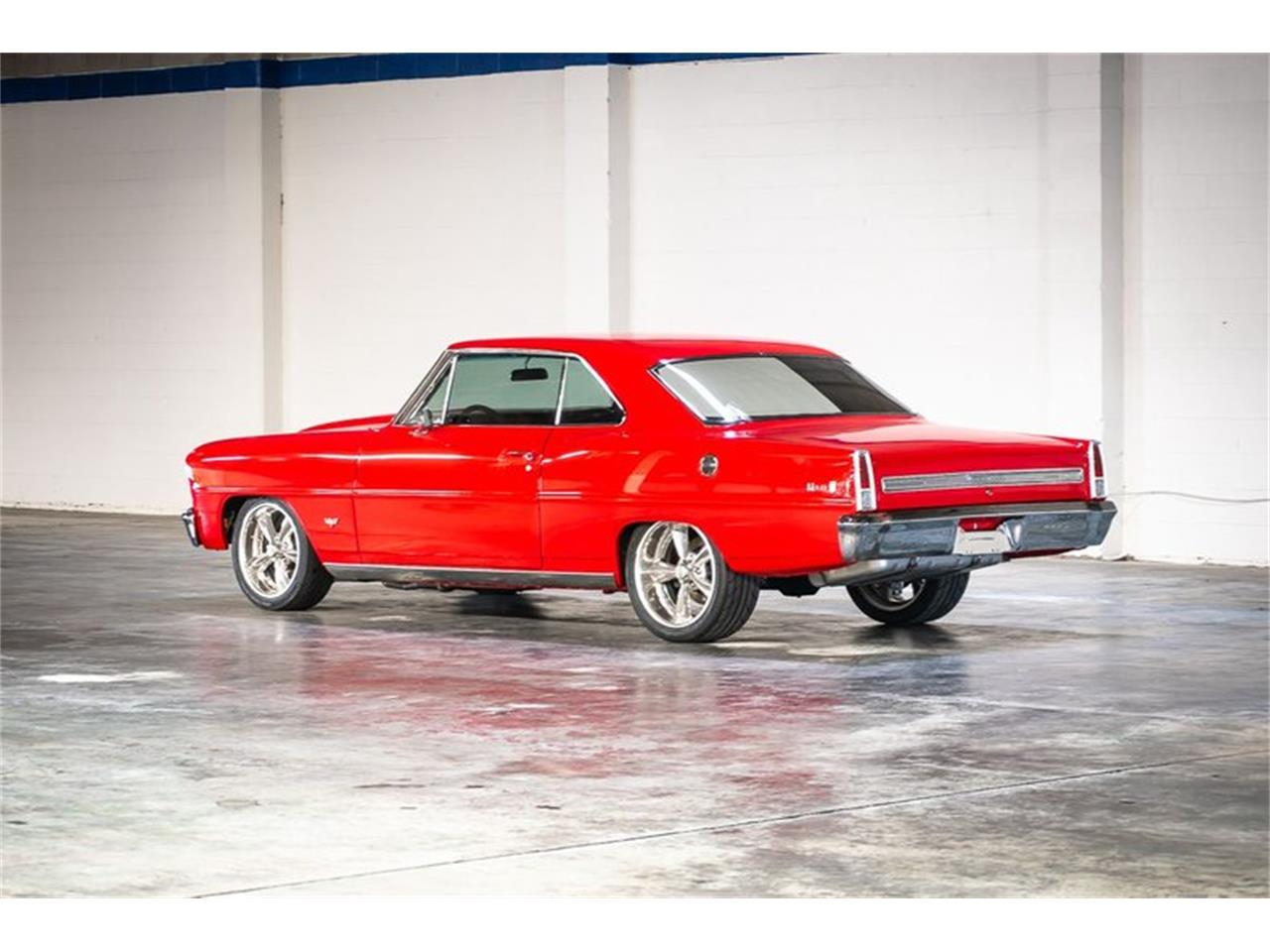 1966 Chevrolet Chevy II (CC-1247502) for sale in Brandon, Mississippi
