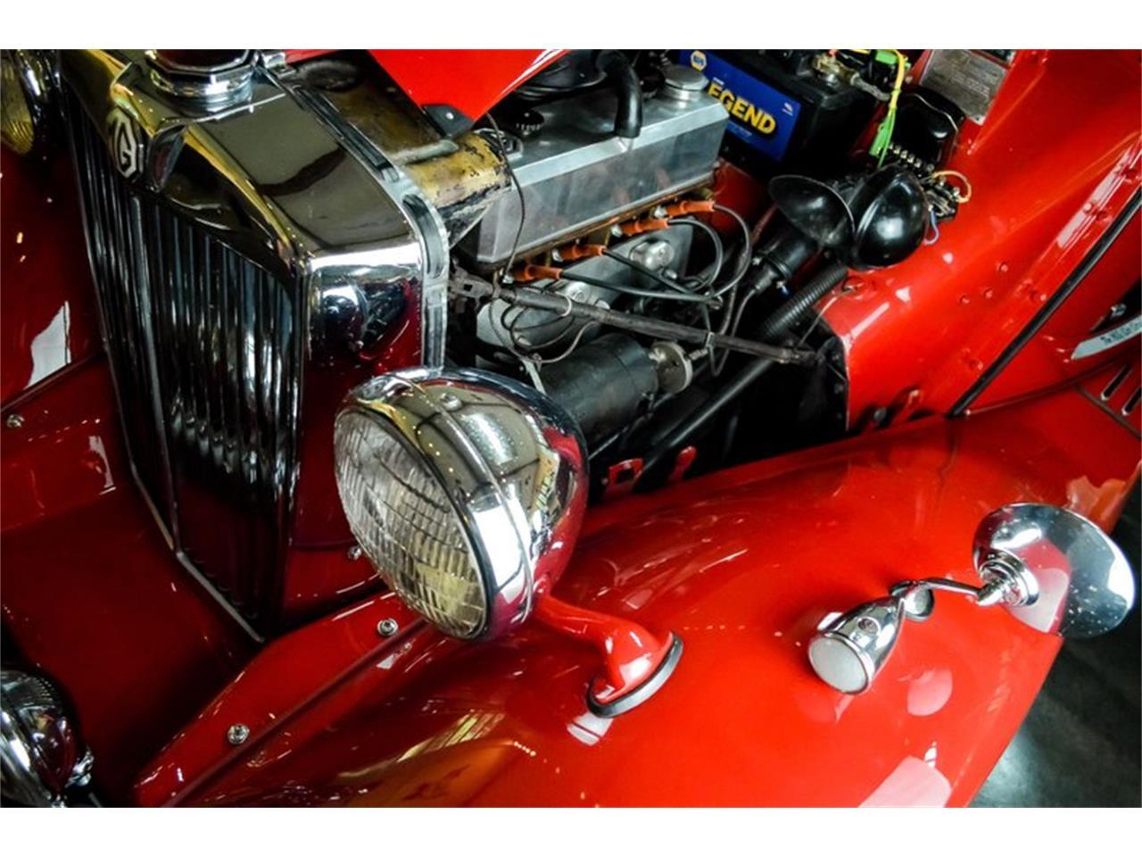 1953 MG TD (CC-1247505) for sale in Brandon, Mississippi