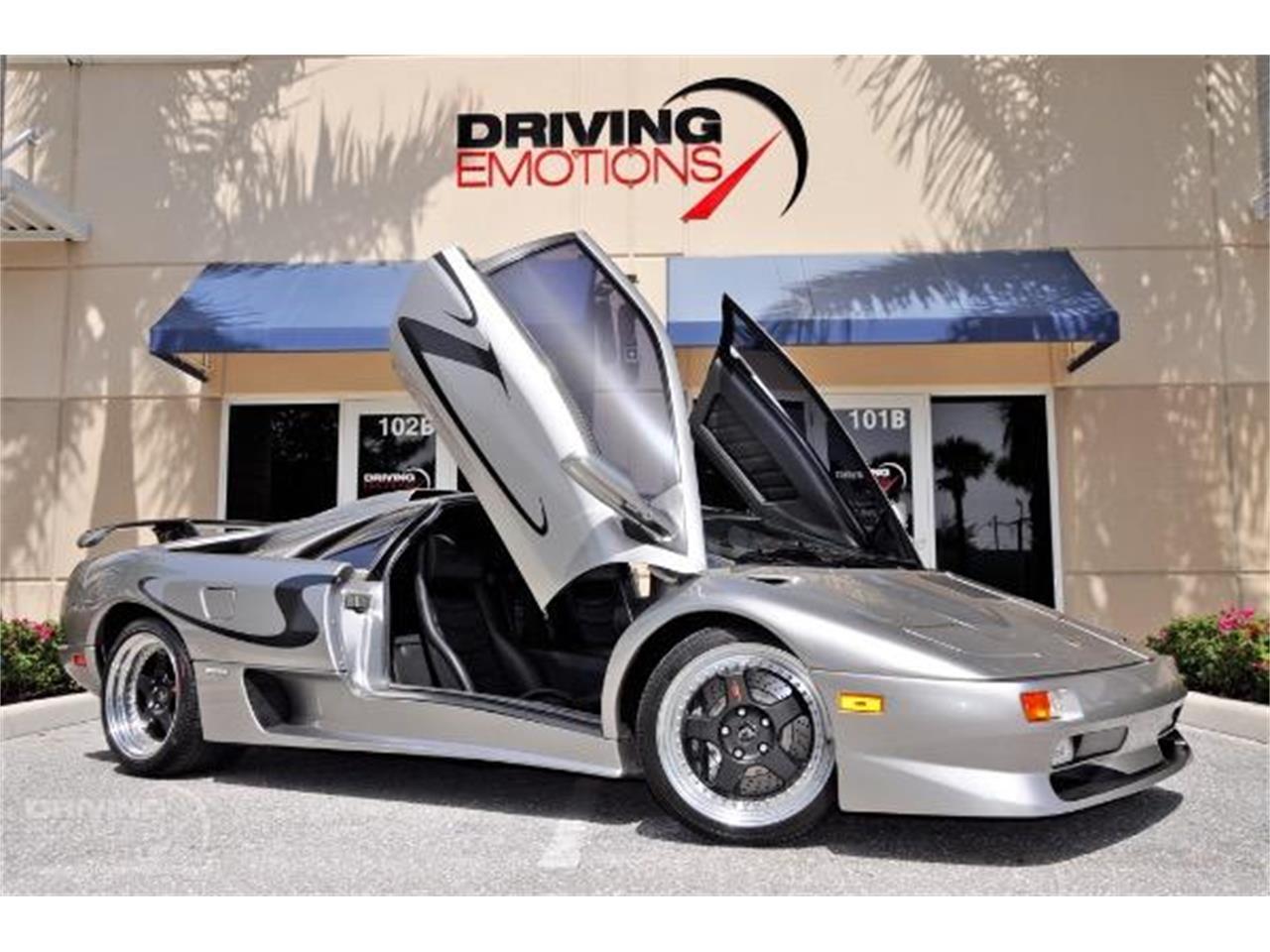 1998 Lamborghini Diablo (CC-1247519) for sale in West Palm Beach, Florida