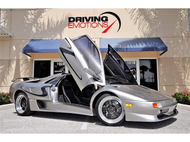 1998 Lamborghini Diablo (CC-1247519) for sale in West Palm Beach, Florida