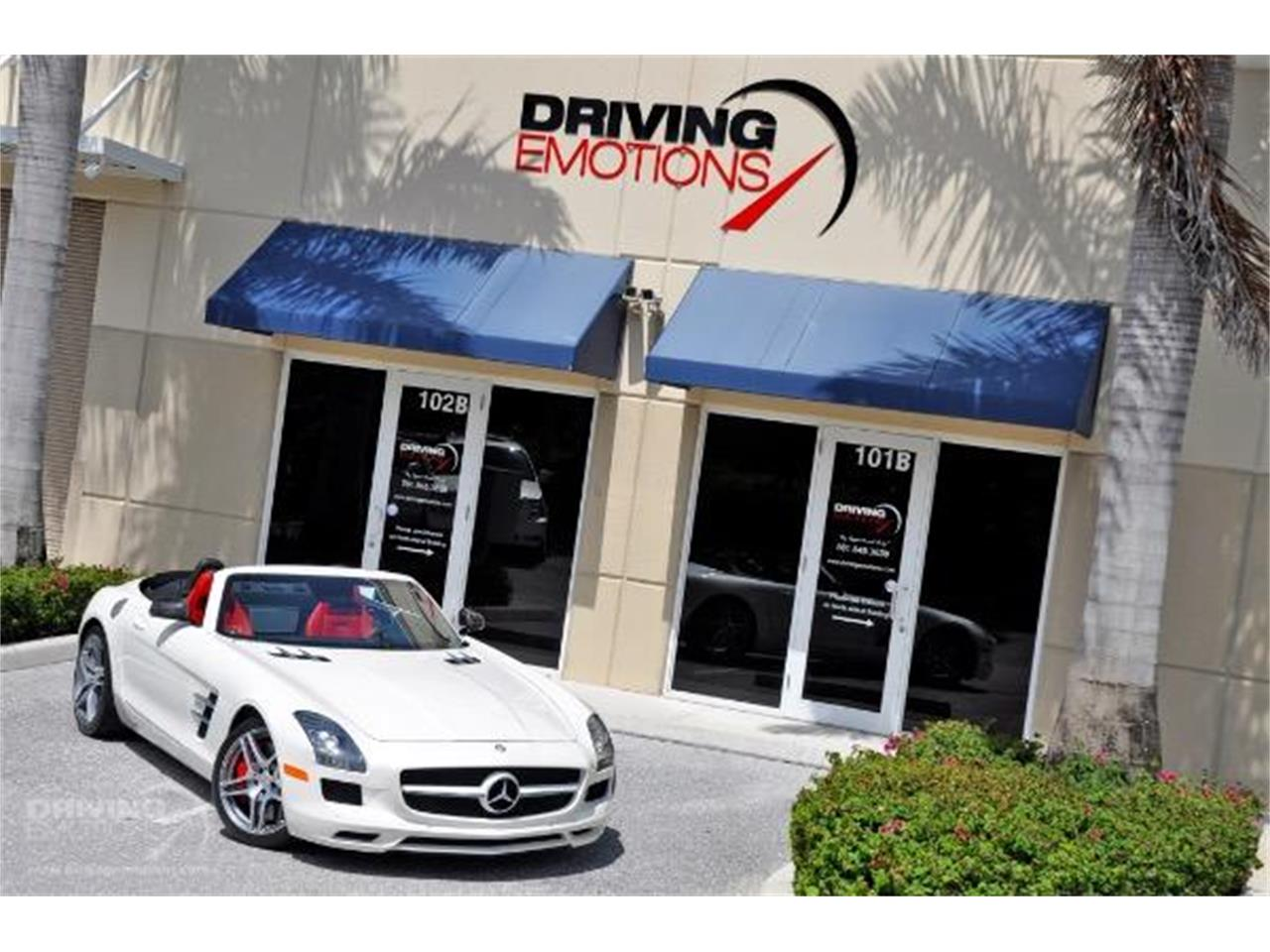 2012 Mercedes-Benz SLS AMG (CC-1247521) for sale in West Palm Beach, Florida