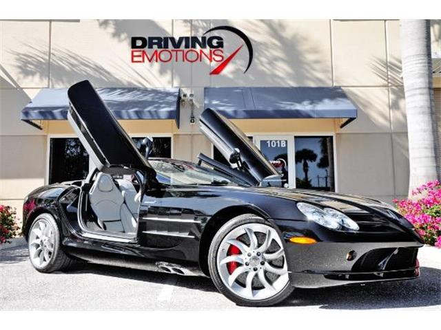 2009 Mercedes-Benz SLR McLaren (CC-1247523) for sale in West Palm Beach, Florida