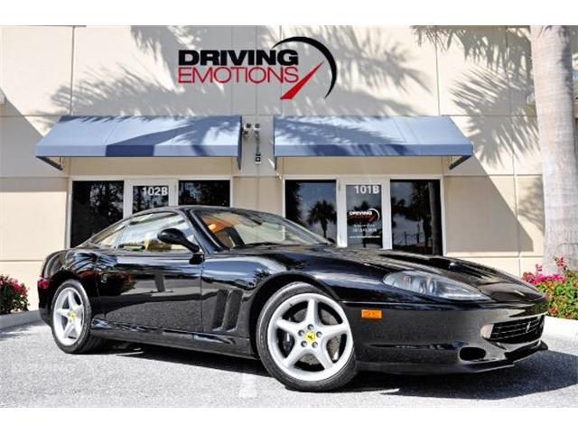 1998 Ferrari 550 Maranello (CC-1247525) for sale in West Palm Beach, Florida