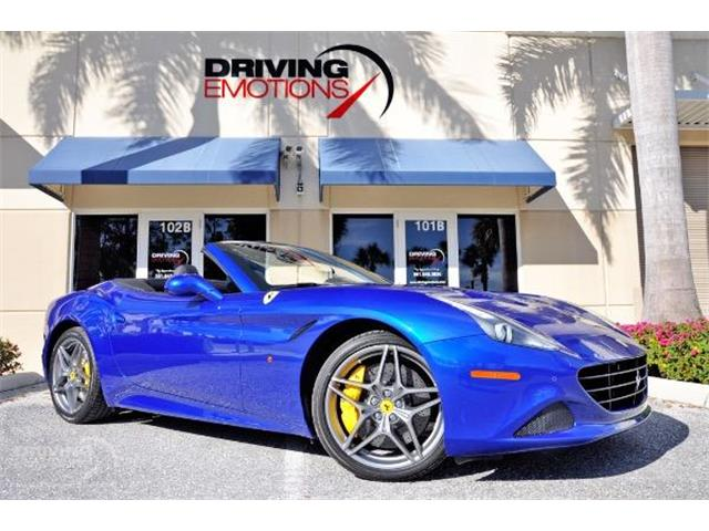 2016 Ferrari California (CC-1247533) for sale in West Palm Beach, Florida