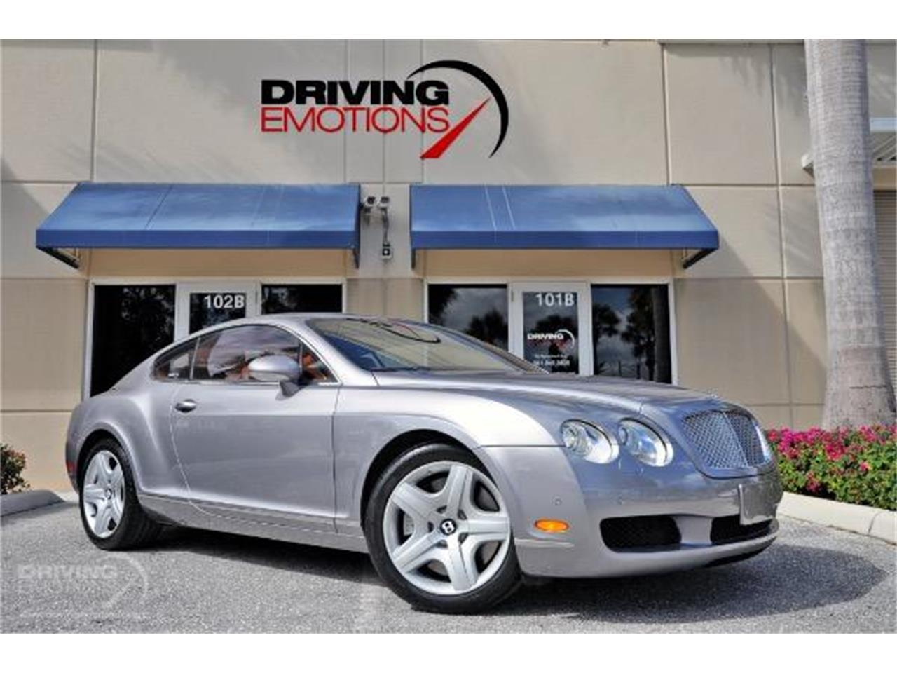 2005 Bentley Continental (CC-1247534) for sale in West Palm Beach, Florida