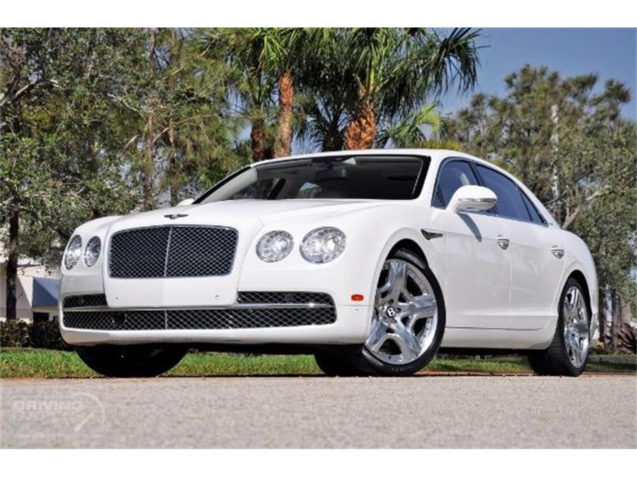 2014 Bentley Flying Spur (CC-1247536) for sale in West Palm Beach, Florida