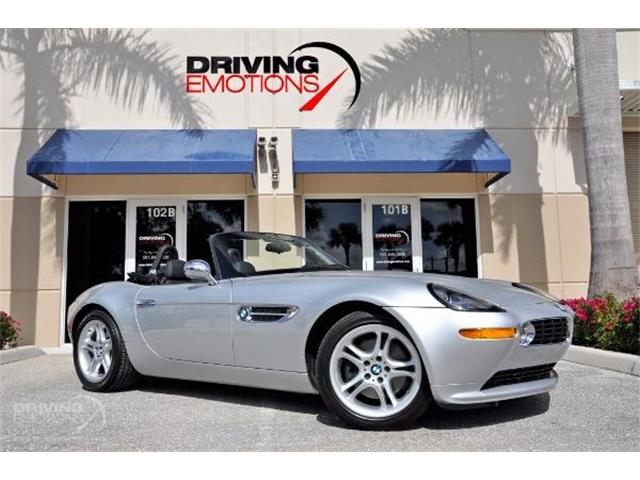 2001 BMW Z8 (CC-1247538) for sale in West Palm Beach, Florida