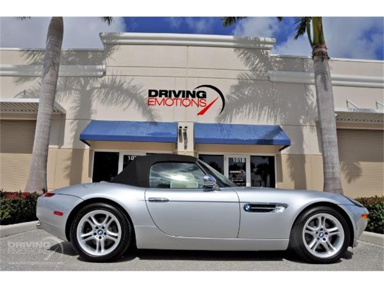 2001 BMW Z8 (CC-1247538) for sale in West Palm Beach, Florida