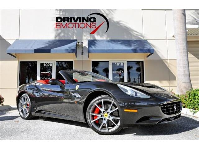 2010 Ferrari California (CC-1247546) for sale in West Palm Beach, Florida