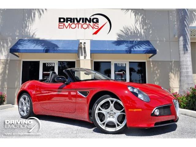 2009 Alfa Romeo Spider (CC-1247554) for sale in West Palm Beach, Florida