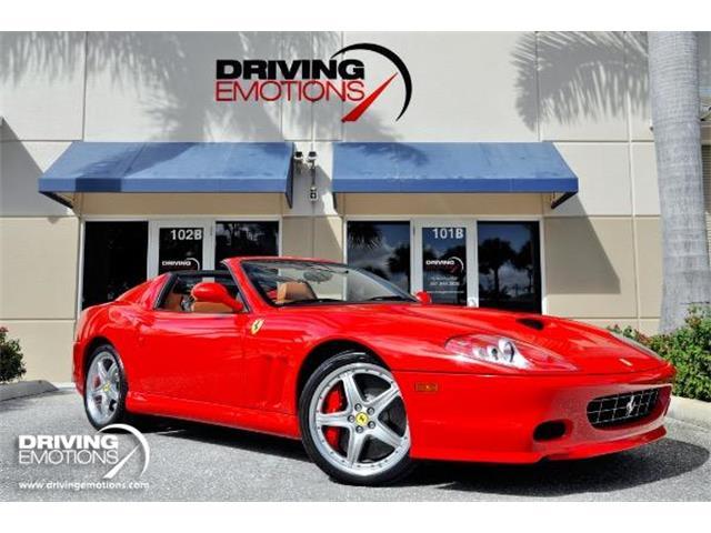 2005 Ferrari 575 (CC-1247563) for sale in West Palm Beach, Florida