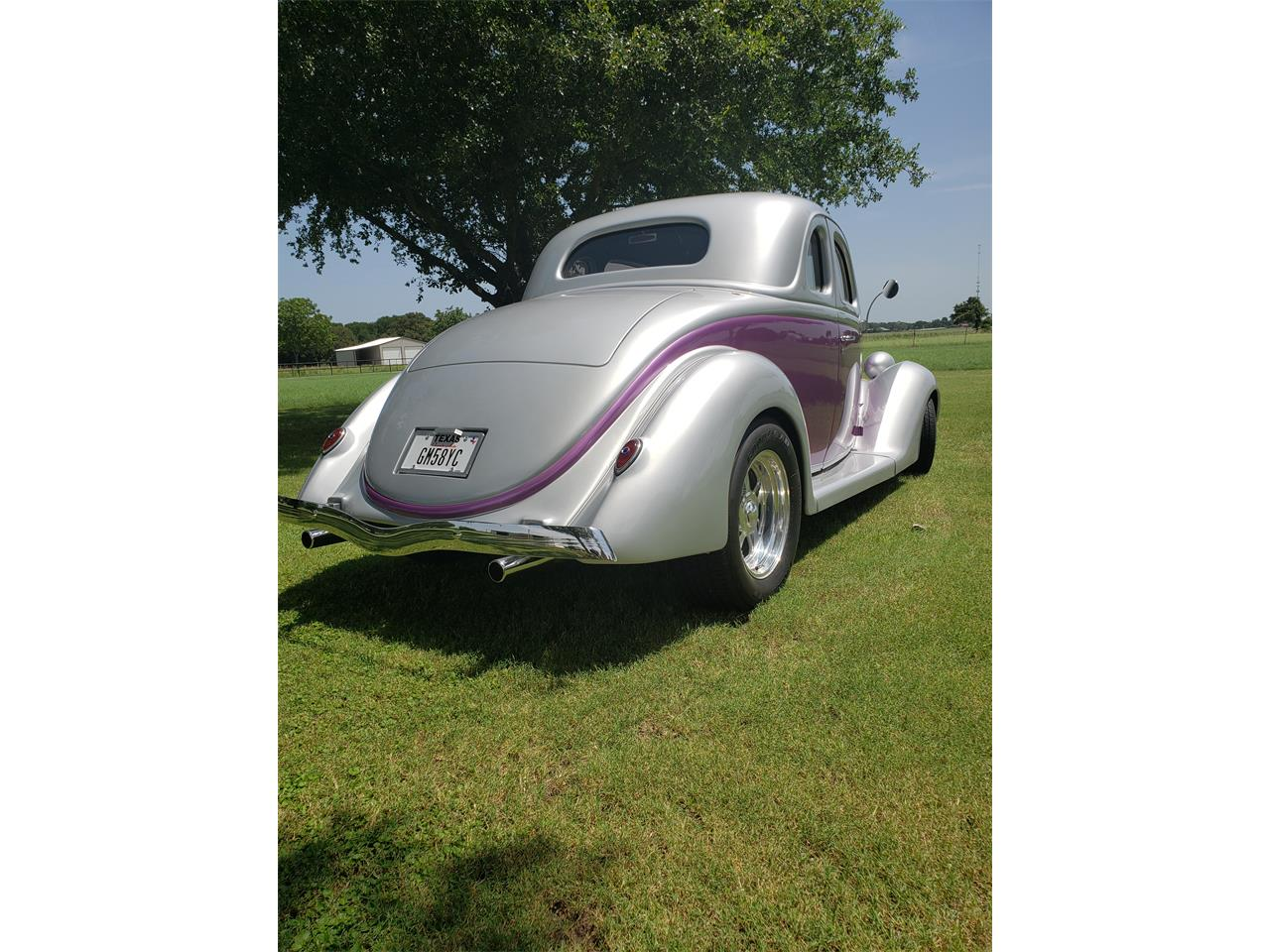 1936 Ford 5-Window Coupe (CC-1240757) for sale in West, Texas