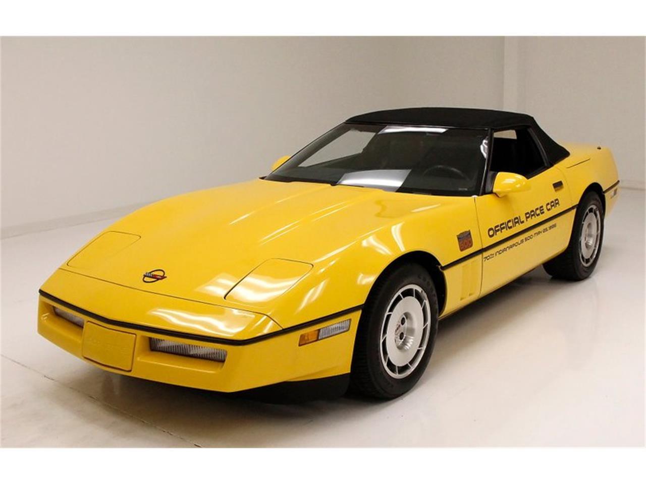 1986 Chevrolet Corvette (CC-1247572) for sale in Morgantown, Pennsylvania