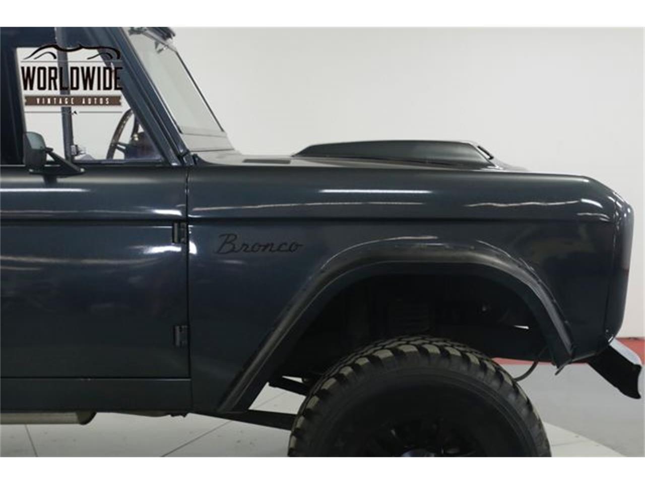 1969 Ford Bronco (CC-1247584) for sale in Denver , Colorado