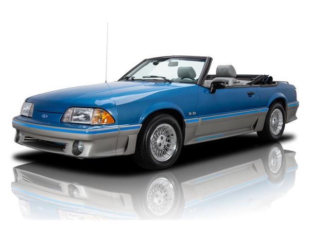 1989 Ford Mustang (CC-1247597) for sale in Charlotte, North Carolina