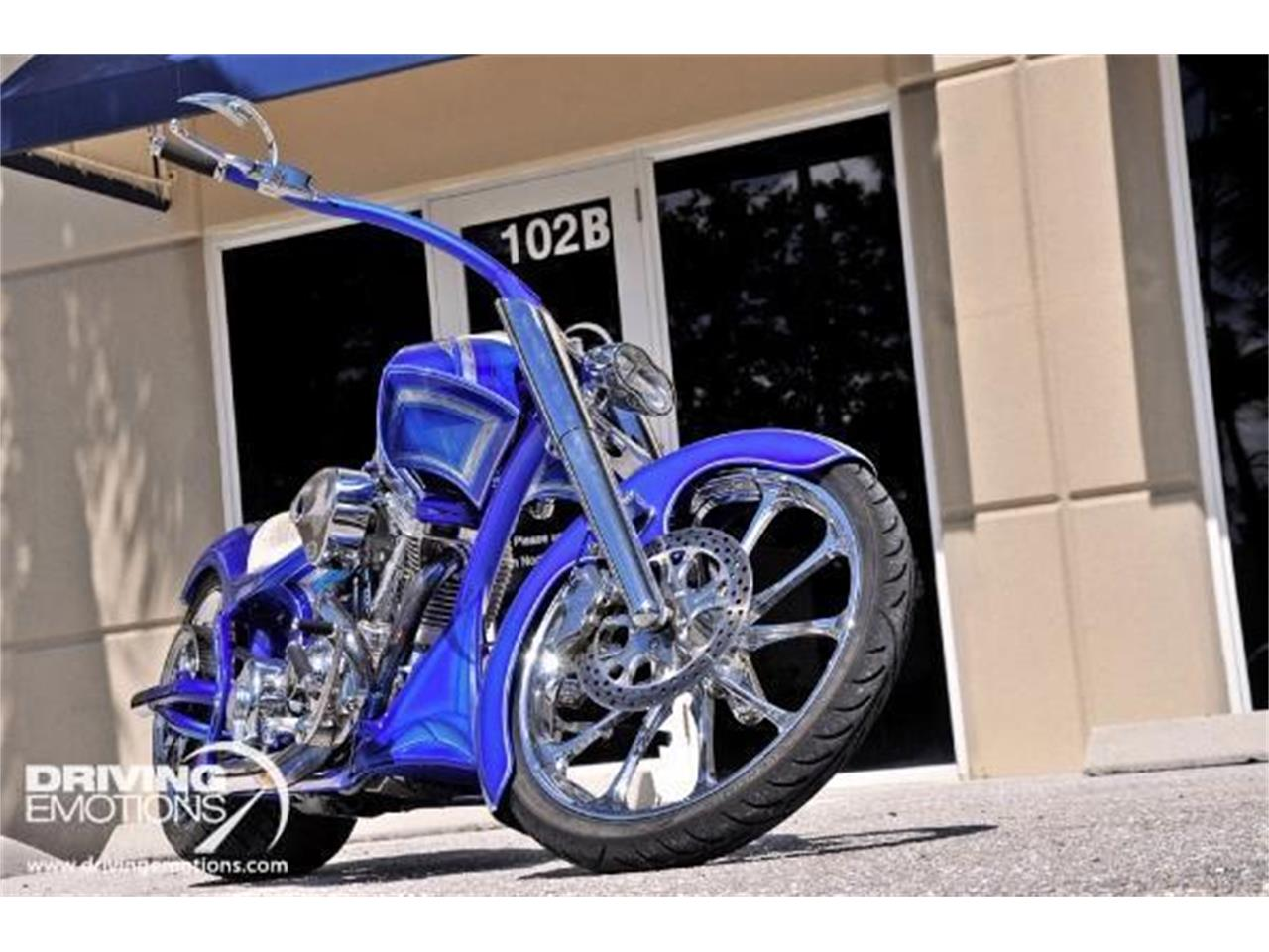 2006 Custom Motorcycle (CC-1247608) for sale in West Palm Beach, Florida