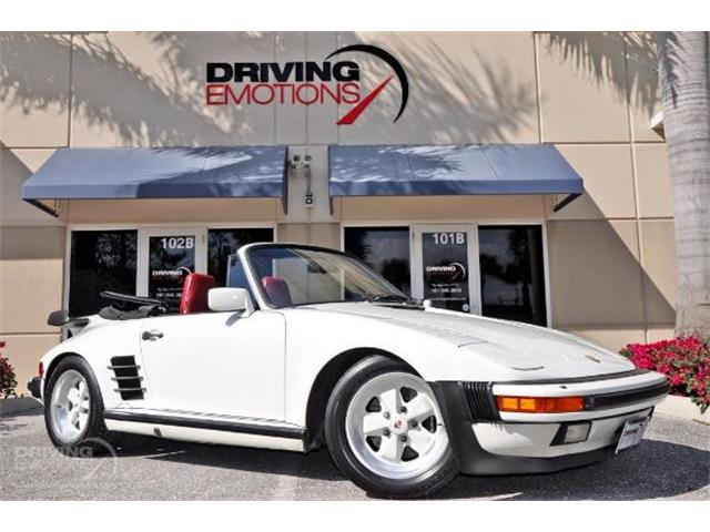 1987 Porsche 911/930 Turbo