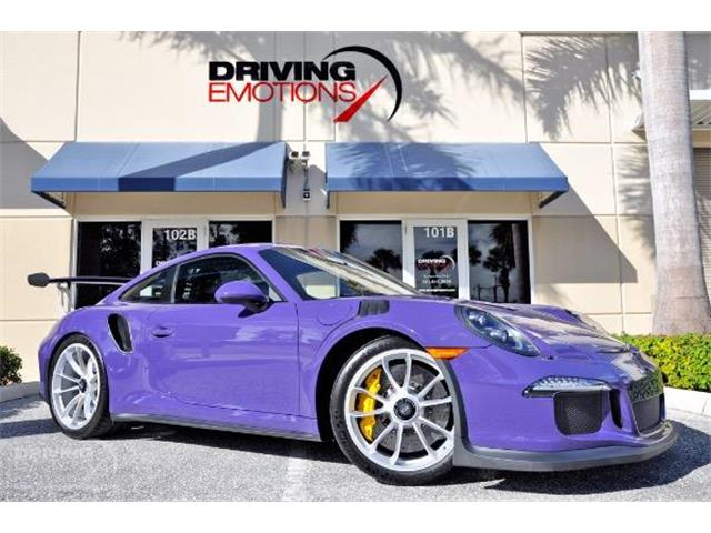 2016 Porsche 911 GT3 RS 4.0 (CC-1247620) for sale in West Palm Beach, Florida