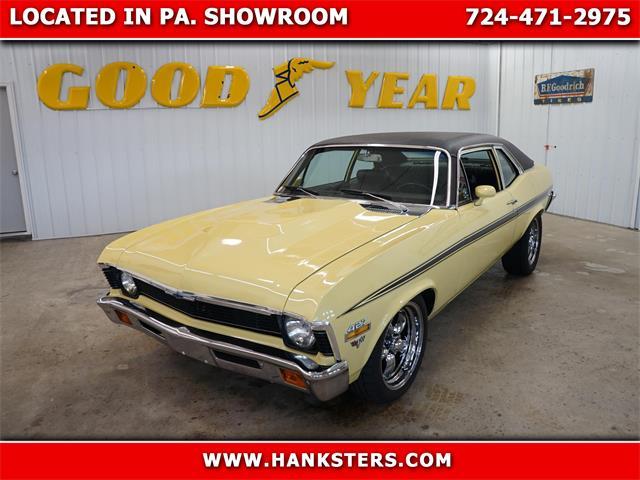 1972 Chevrolet Nova (CC-1247622) for sale in Homer City, Pennsylvania