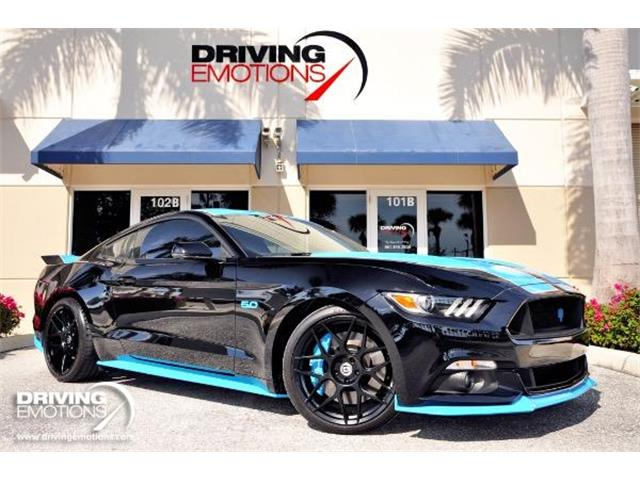 2017 Ford Mustang GT (CC-1247631) for sale in West Palm Beach, Florida