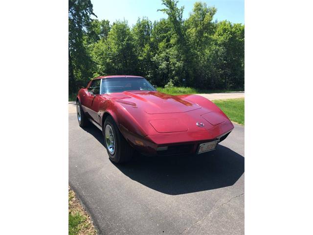 1974 Chevrolet Corvette (CC-1247632) for sale in West Pittston, Pennsylvania