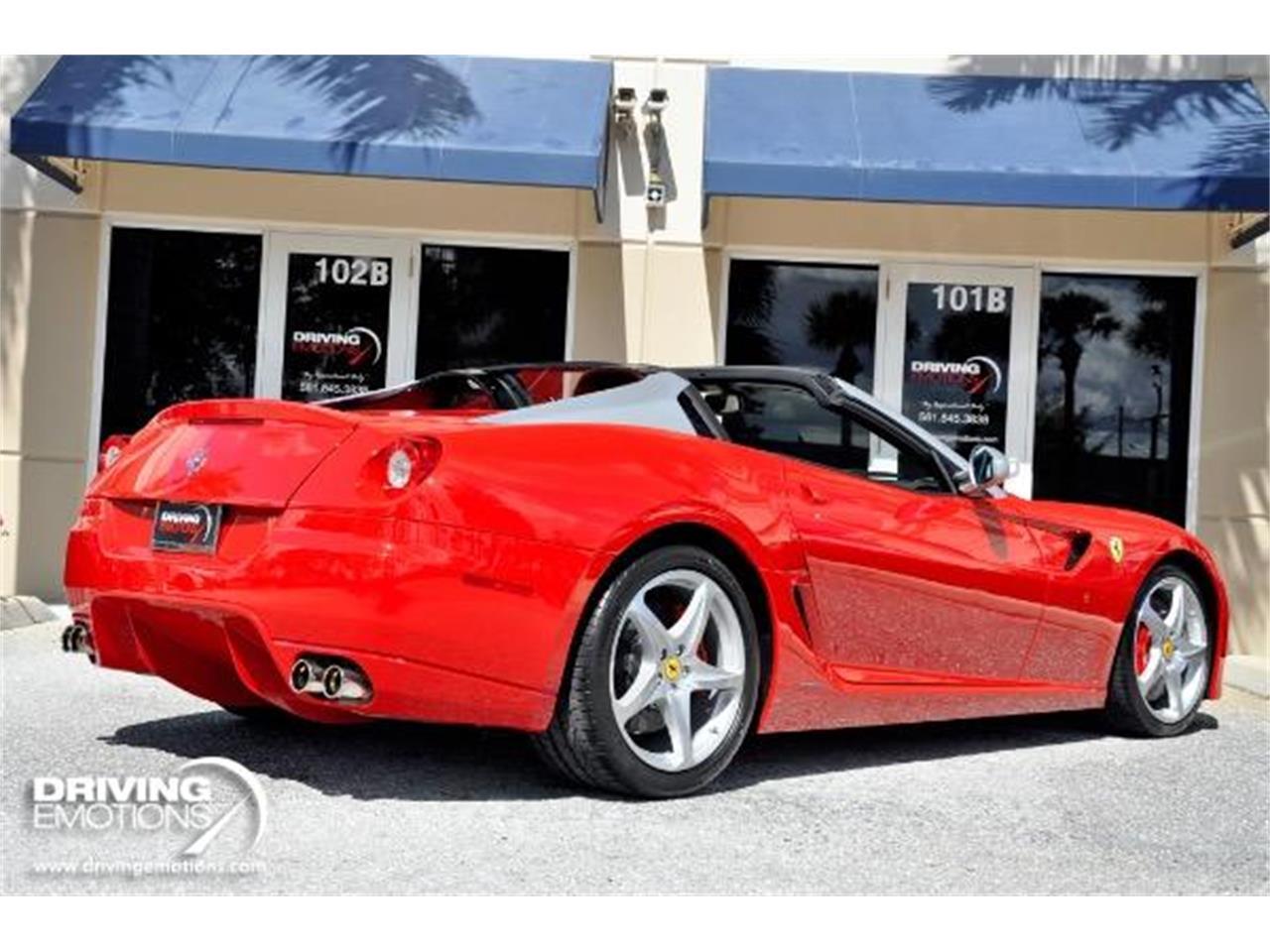2011 Ferrari 599 (CC-1247636) for sale in West Palm Beach, Florida
