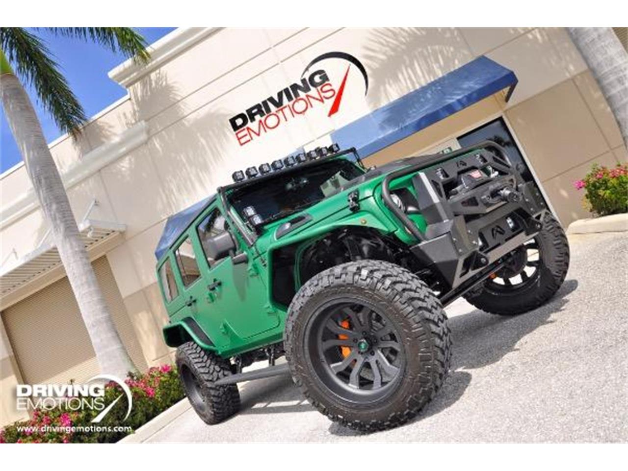 2018 Jeep Wrangler (CC-1247650) for sale in West Palm Beach, Florida