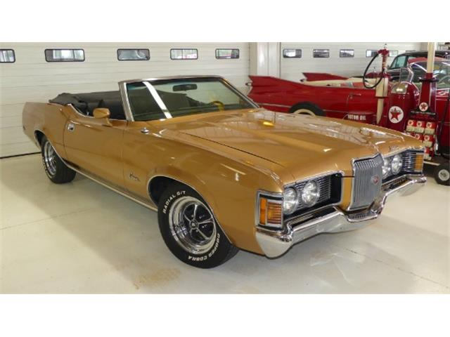 1972 Mercury Cougar (CC-1247722) for sale in Columbus, Ohio