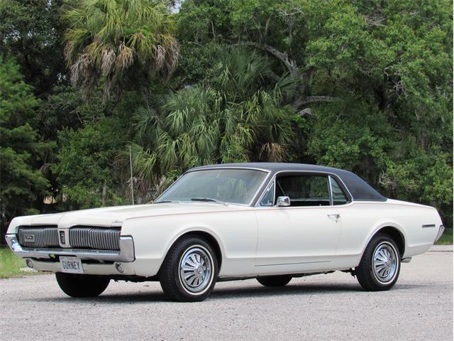 1967 Mercury Cougar (CC-1240773) for sale in Sarasota, Florida