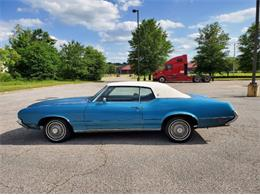 1972 Oldsmobile Cutlass (CC-1247750) for sale in Cadillac, Michigan