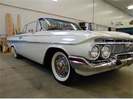 1961 Chevrolet Impala (CC-1247796) for sale in Cadillac, Michigan