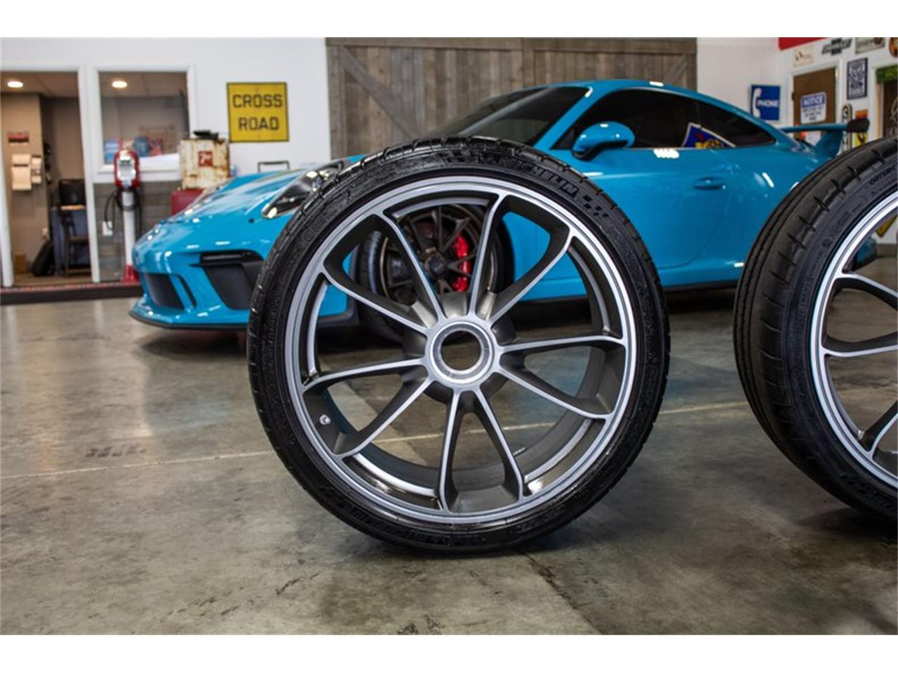 2018 Porsche GT3 (CC-1247820) for sale in Grand Rapids, Michigan