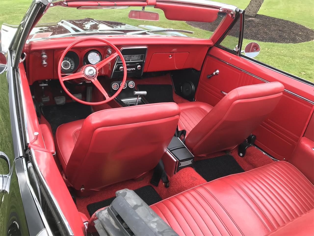1967 Chevrolet Camaro SS (CC-1247837) for sale in Middleport, New York
