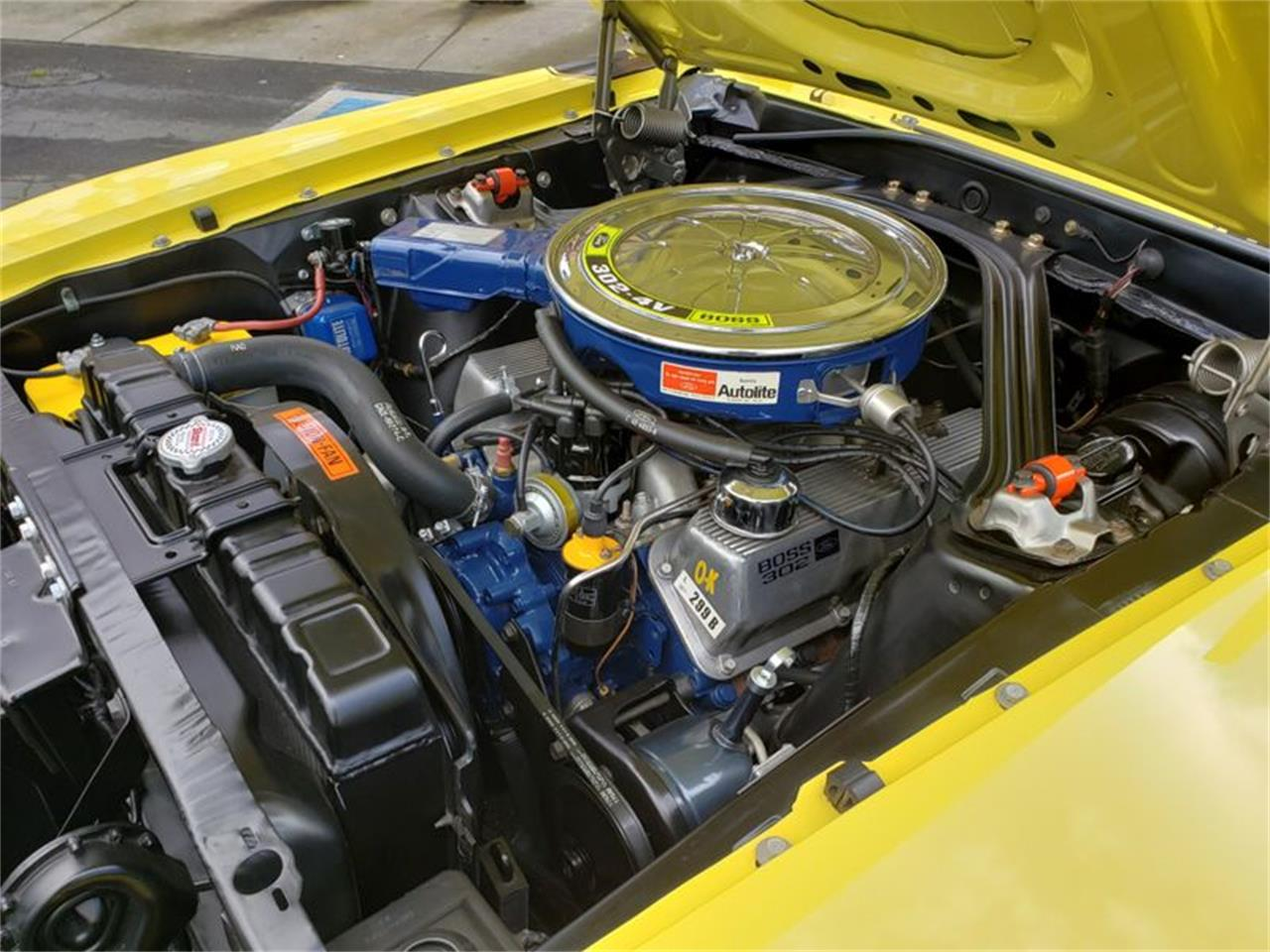 1970 Ford Mustang (CC-1247886) for sale in TACOMA, Washington